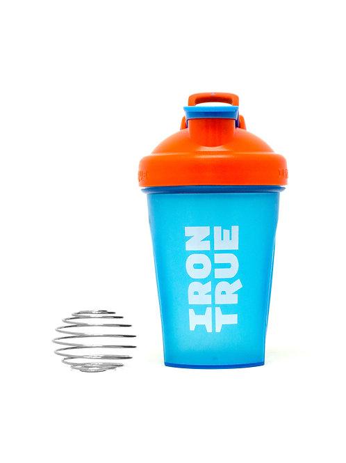 Iron True-Шейкер 500ml IRONTRUE (ITS916-400) (Оранжевый-Голубой)