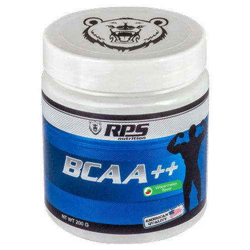 RPS Nutrition-BCAA++ 200 г - арбуз