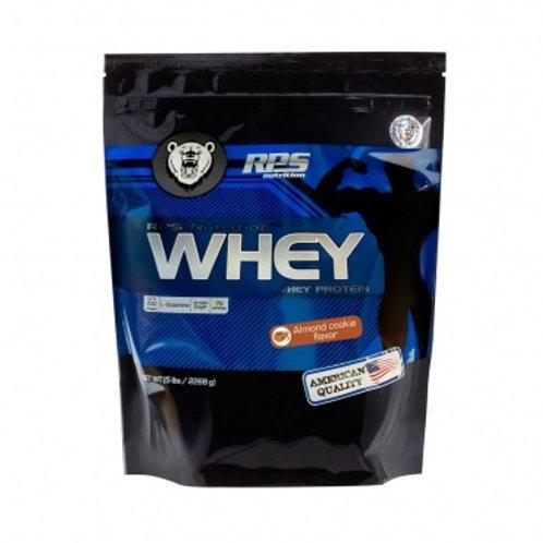 RPS Nutrition-Whey Protein 2268 г - миндальное печенье
