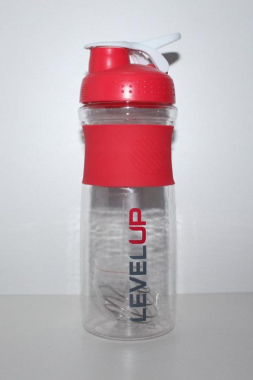 LevelUp-бутылка 760 мл - красная