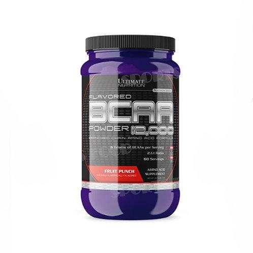 Ultimate Nutrition-BCAA 12000 457 гр - фруктовый пунш