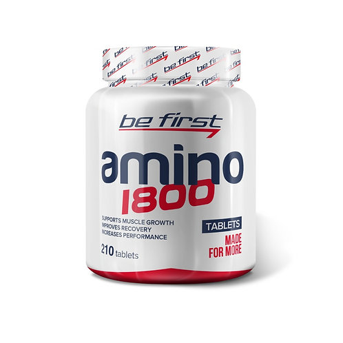 Be First-Amino 1800 210 таб