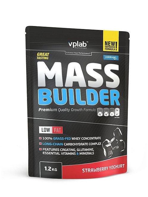 VP Laboratory-Mass Builder 1200 гр - клубника-йогурт