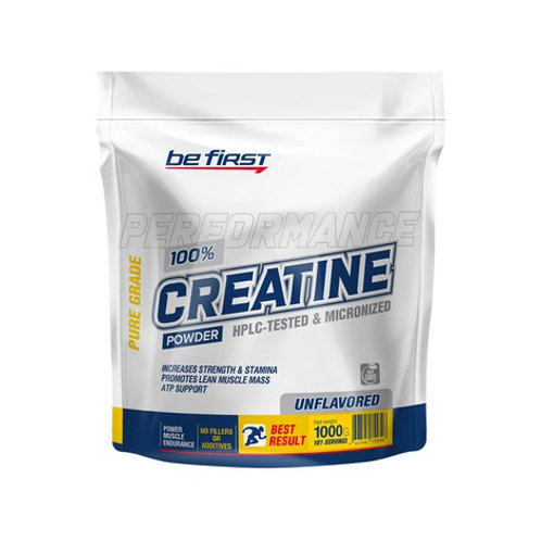 Be First-Creatine powder 500 гр (пакет)