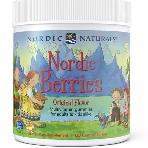 Nordic naturals-Nordic Berries 120 конф
