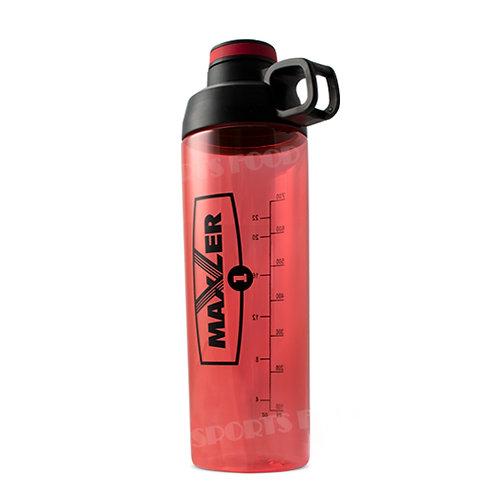 Maxler-Шейкер Essence 700 мл  - чёрный-красный