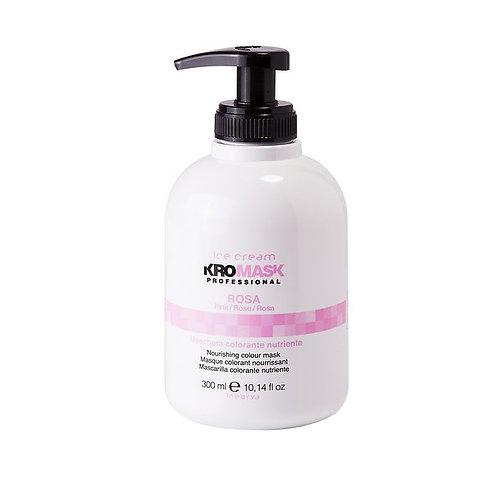 Тонирующая маска для волос (розовая): 300 мл