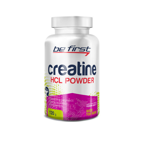 Be First-Creatine HCL powder 120 г без вкуса