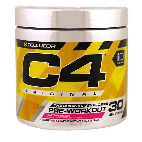 Cellucor-C4 PRE-WORKOUT 195 г - розовый лимонад  (30 порций)