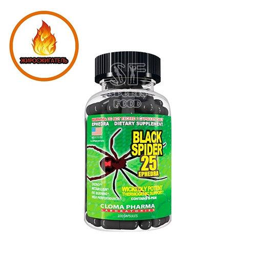 Cloma Pharma-Spider Black 100 капс