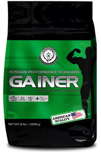 RPS Nutrition-Premium Mass Gainer 2270 г - двойной шоколад