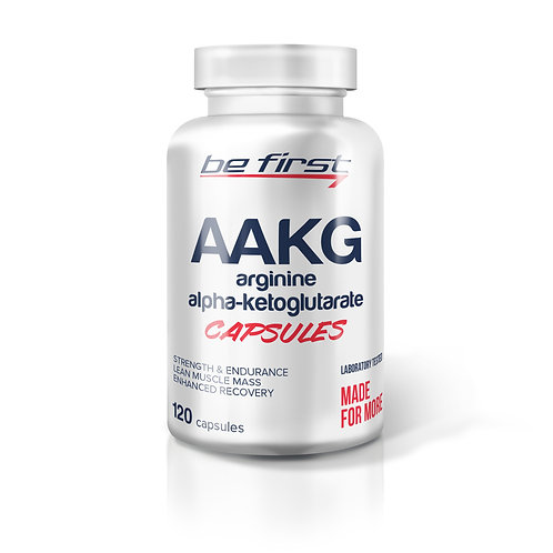 Be First-AAKG Capsules 120 капс