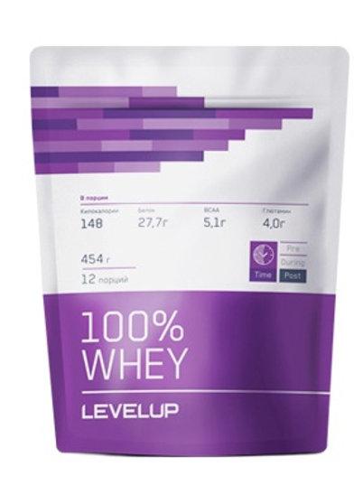 LevelUp-100% Whey 454 г - печенье-крем