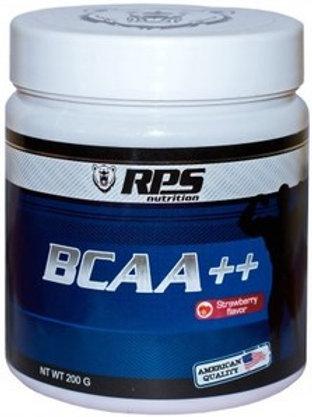 RPS Nutrition-BCAA++ 200 г - зеленое яблоко