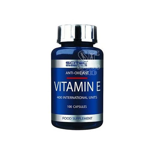 Scitec-Essentials Vitamin E 100 капс