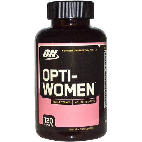 Optimum Nutrition-Opti-Women 120 капс