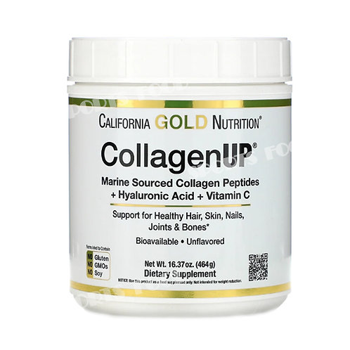 California GOLD Nutrition-Collagen UP 464 гр