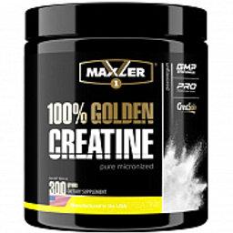 Maxler-100% Golden Micronized Creatine 300 гр (can)