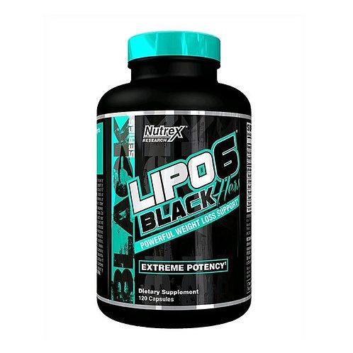 Nutrex-Lipo-6 Black Hers 120 капс