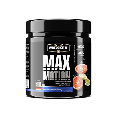 Maxler-Max Motion 500 гр - лимон-грейпфрут (банка)