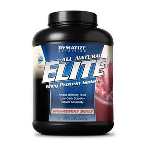 Dymatize-Elite Whey Protein 2275 гр - ириска