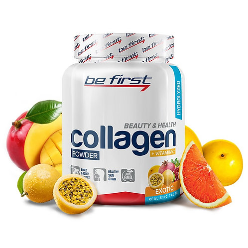 Be First-Collagen/vit C 200 гр - экзотик