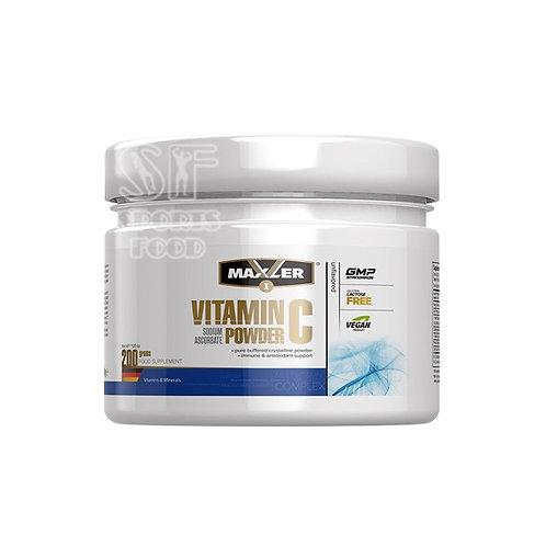 Maxler-Vitamin С powder 200 гр
