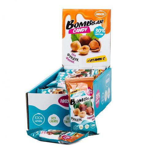 BOMBBAR-Конфеты Bombbar - фундук