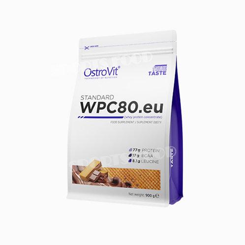 Ostrovit-WPC80 900 г - шоколадные вафли