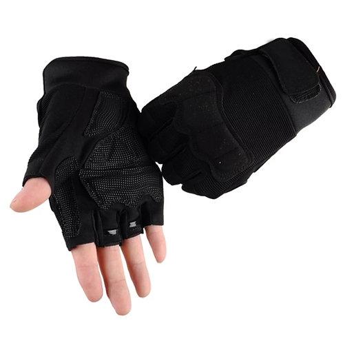Golden-Golden перчатки чёрные р-р M