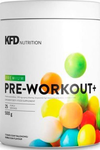 KFD-Pre Workout Plus 375 гр - тропическй пунш