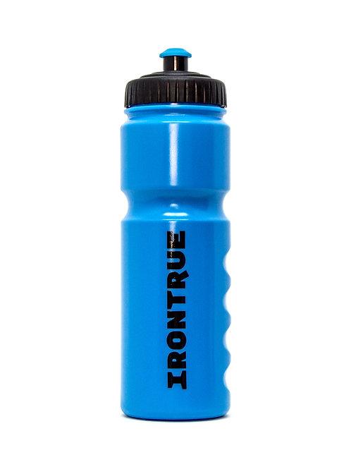 Iron True-Бутылка спортивная 750ml IRONTRUE (ITB711-750) (Черный-Голубой)