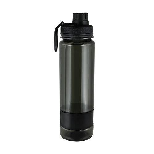 Be First-Бутылка для воды БЕЗ ЛОГОТИПА 900 мл ТРИТАН -- черная (SN2036-BLACK-NL)