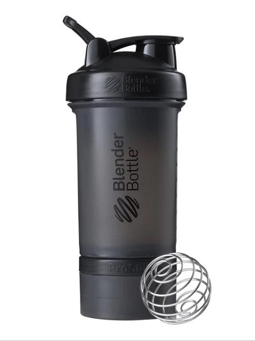 BlenderBottle-ProStak Full Color 624 мл + 100 мл + 150 мл black/черный