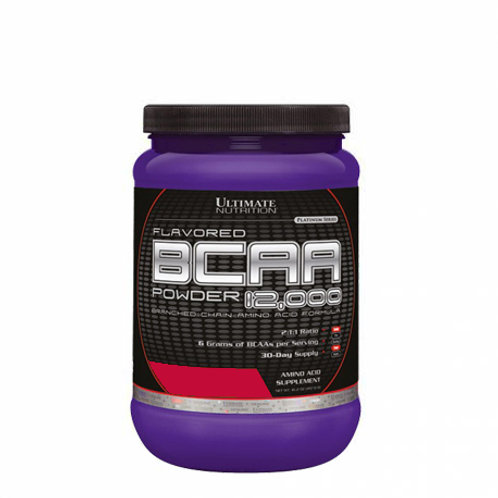 Ultimate Nutrition-BCAA 12000 228 гр - вишня