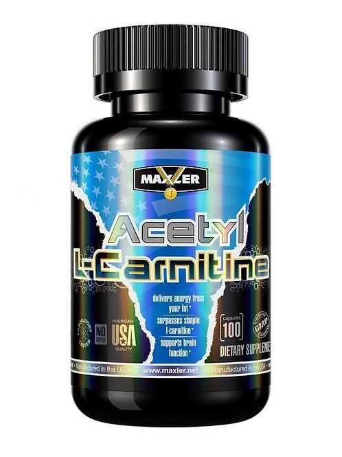 Maxler-Acetyl L-Carnitine 100 капс