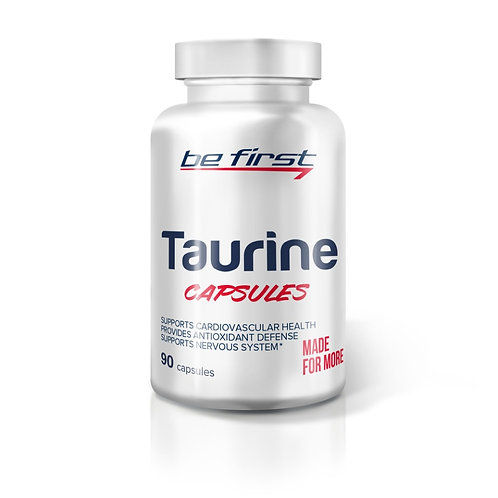 Be First-Taurine capsules 90 капс
