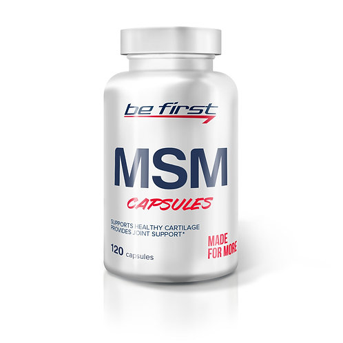 Be First-MSM Capsules 120 капс
