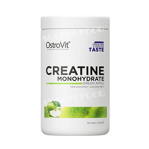 Ostrovit-Creatine monohydrate 500 г - зелёное яблоко