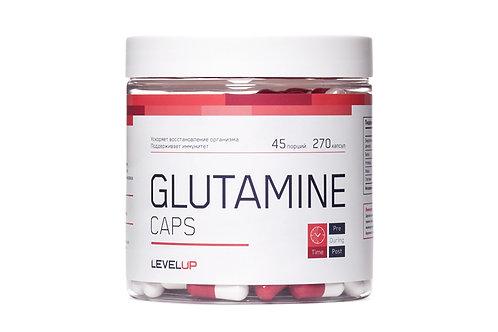 LevelUp-Glutamine 270 капс