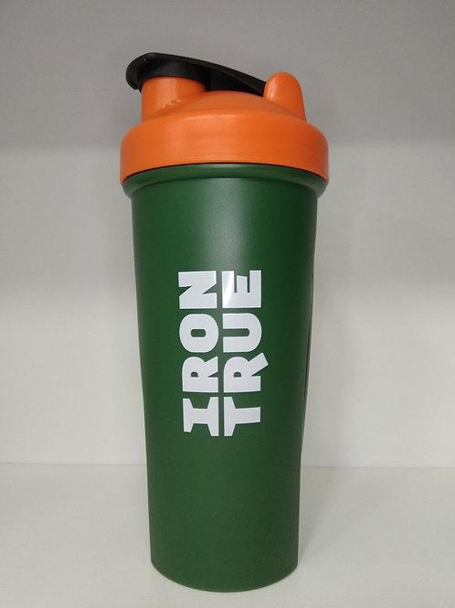 Iron True-Шейкер 700ml IRONTRUE (ITS901-600) (Оранжевый-Зеленый)