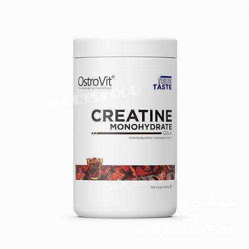 Ostrovit-Creatine monohydrate 500 г - кока-кола
