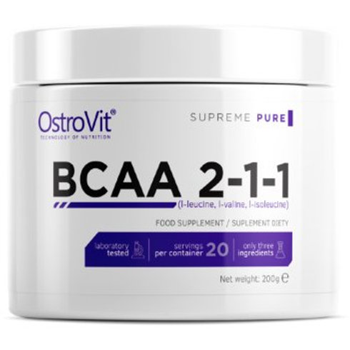 Ostrovit-BCAA 2-1-1 1000 150 таб