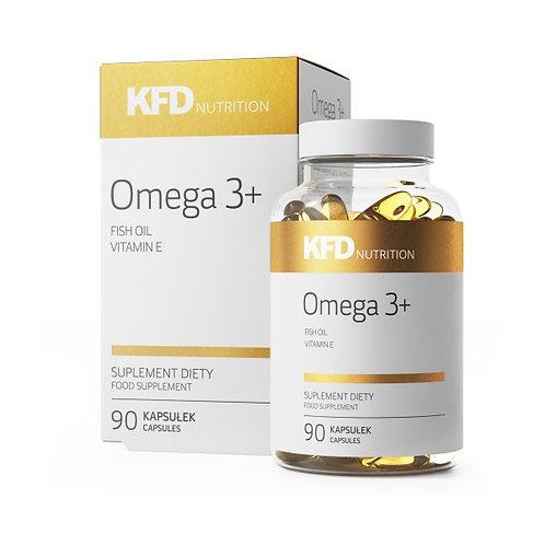 KFD-OMEGA 3+ 90 кап