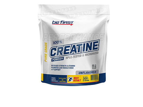 Be First-Creatine powder 300 гр (пакет)
