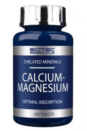 Scitec-Essentials Calcium-Magnesium 100 таб
