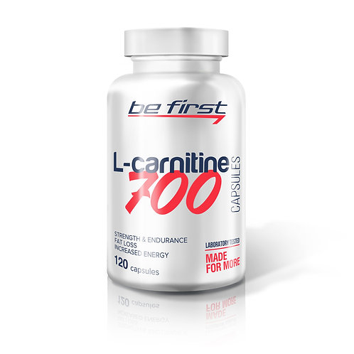 Be First-L-carnitine capsules 60 капс