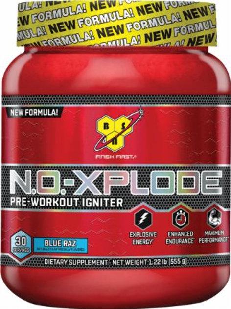BSN-No-Xplode new formula 3.3 555 г - виноград
