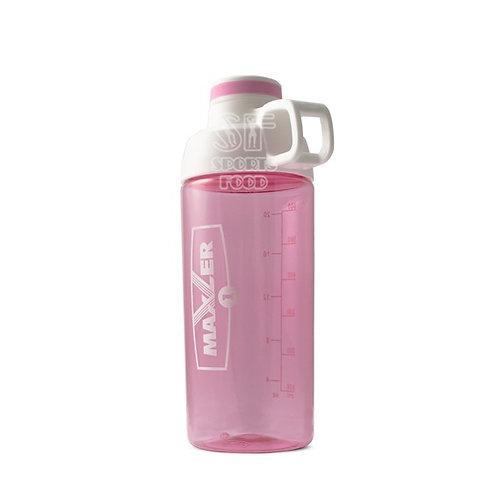Maxler-Шейкер Essence 600 мл  - белый-розовый