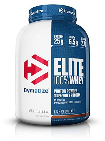 Dymatize-Elite Whey Protein 2275 гр - шоколадная помадка